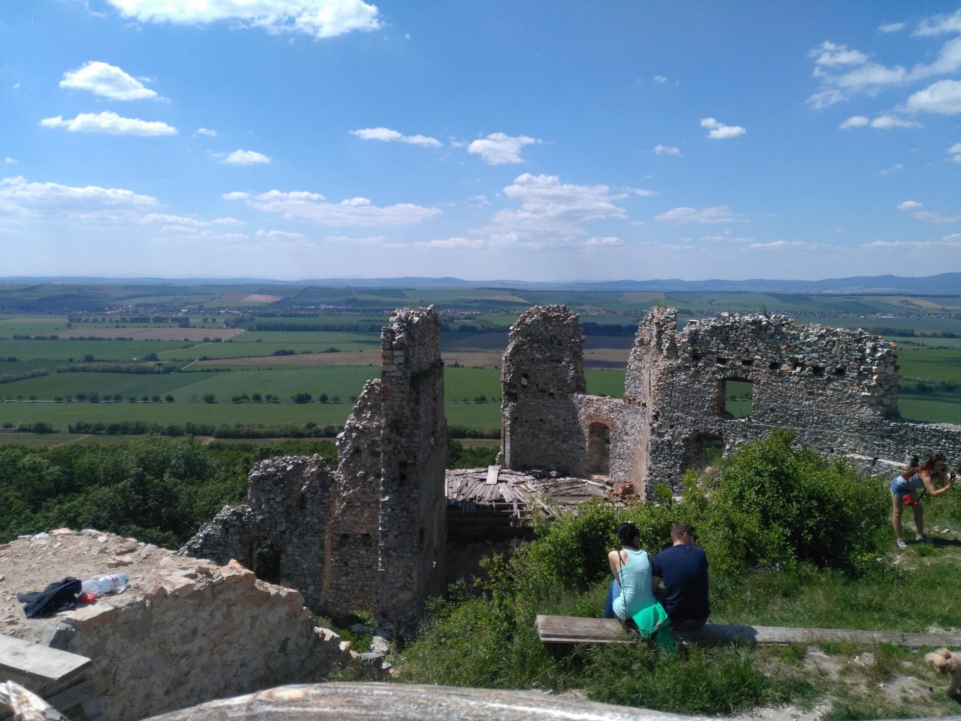 24994b9c5 Cyklotúra: Ponitrianskou cyklomagistrálou na Oponický hrad | CYKLO ...